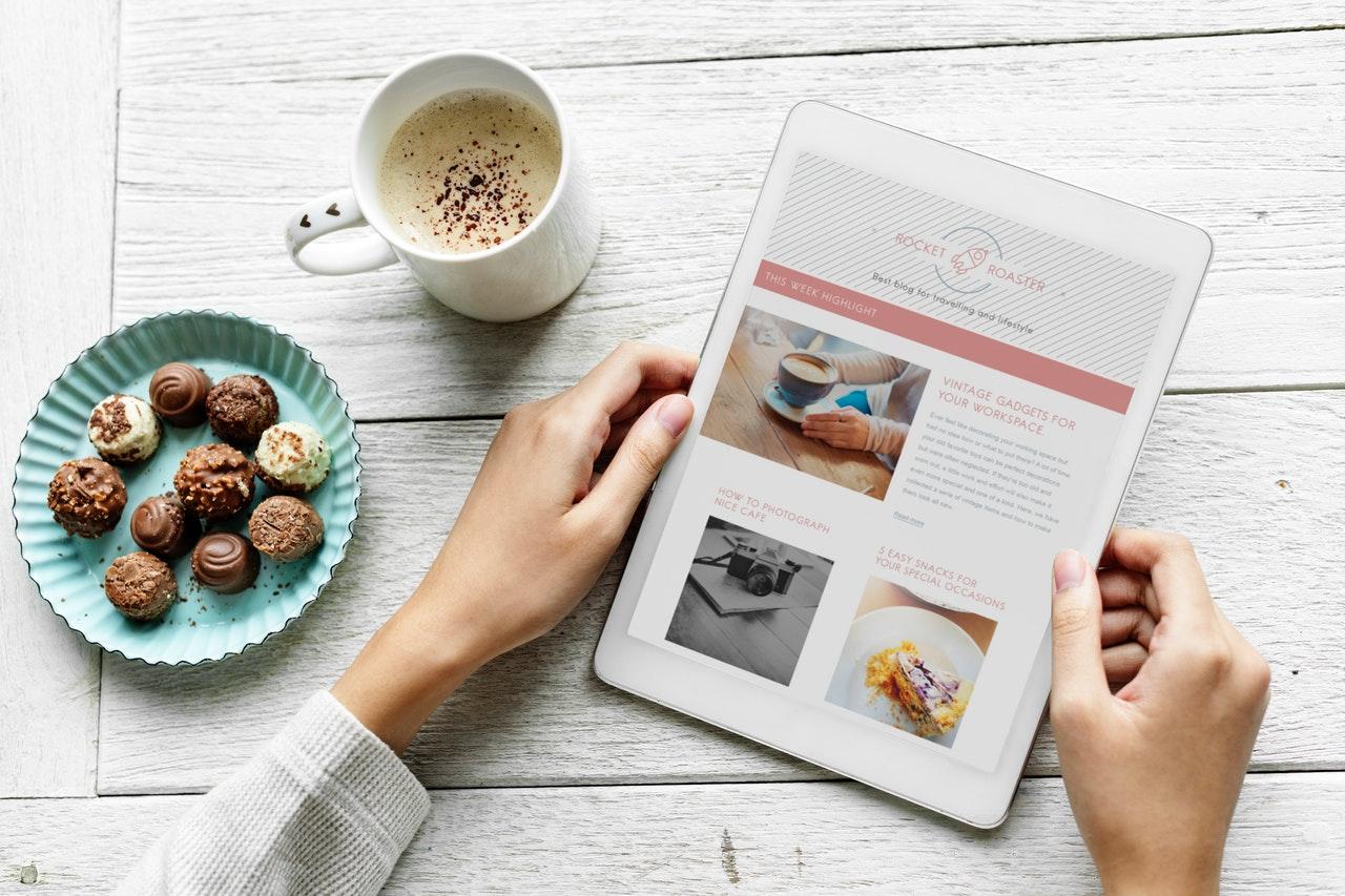 Quelle est la différence entre blog et site internet?